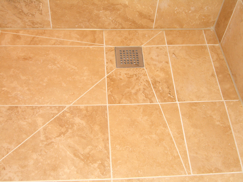 Bathroom Wetroom Installation Naturally Tiled
